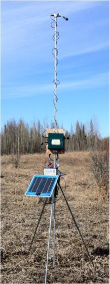 ARU and solar panel